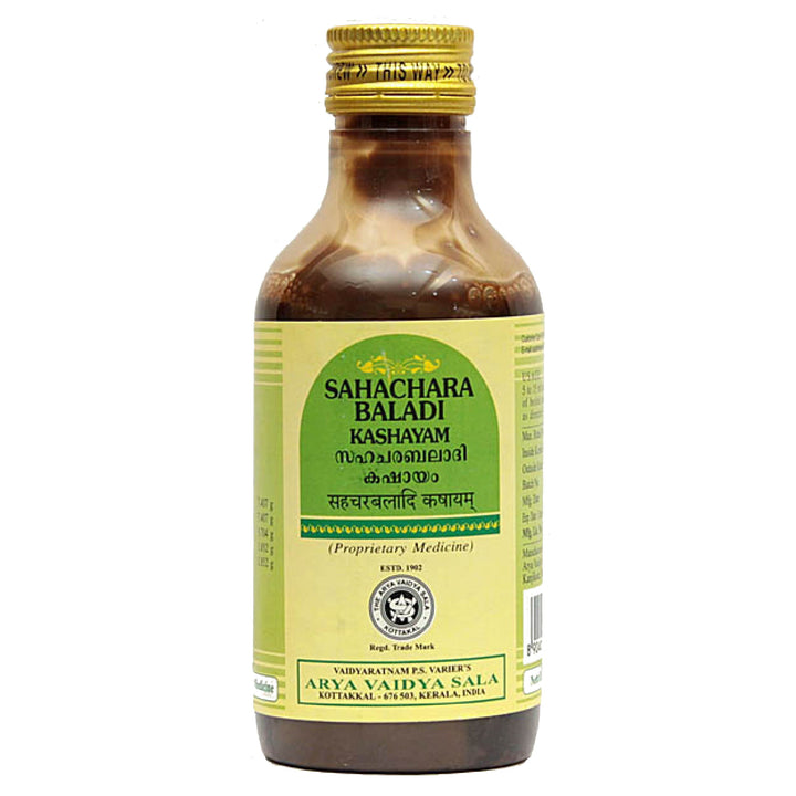 AVS Kottakkal - Sahacharabaladi Kashayam (200 ml pet bottle)