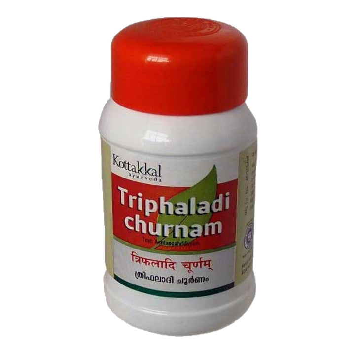 AVS Kottakkal - Thriphaladi Churnam (100 gms pet jar)