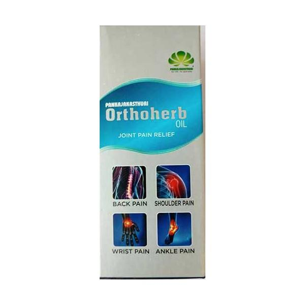 Pankajakasthuri Orthoherb Oil 100 ml
