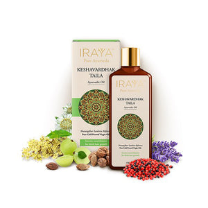 Iraya Hair Oil