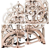 Rokr Robotime Spring Powered Laser Cut Wooden Model Kits