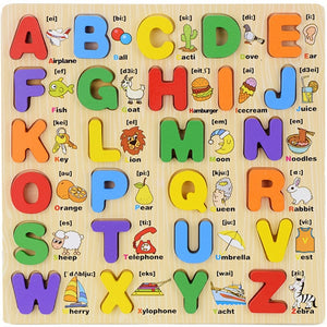 Capital & Lowercase Alphabet Learning