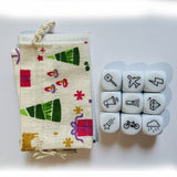 Story Telling Dice Creative Game