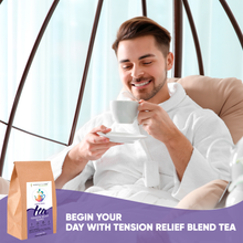 Load image into Gallery viewer, Tension Relief Blend Tea