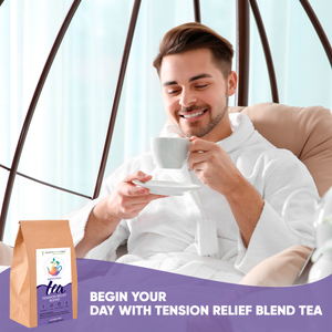 Tension Relief Blend Tea
