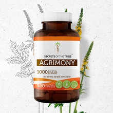 Load image into Gallery viewer, Agrimony Capsules
