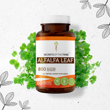 Load image into Gallery viewer, Alfalfa Leaf Capsules