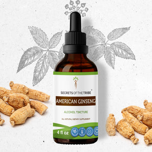 American Ginseng Tincture
