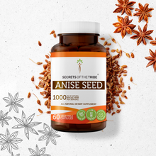 Load image into Gallery viewer, Anise Seed Capsules