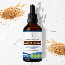 Load image into Gallery viewer, Avena Sativa Tincture