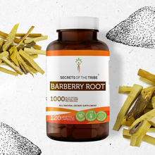 Load image into Gallery viewer, Barberry Root Capsules