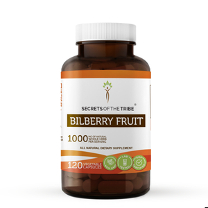 Bilberry Fruit Capsules