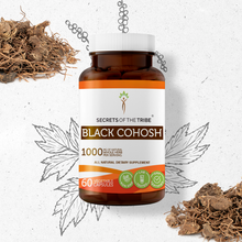 Load image into Gallery viewer, Black Cohosh Capsules