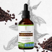 Load image into Gallery viewer, Black Peppercorn Tincture