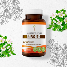 Load image into Gallery viewer, Brahmi Capsules