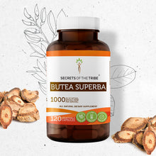 Load image into Gallery viewer, Butea Superba Capsules