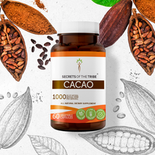 Load image into Gallery viewer, Cacao Capsules