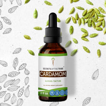 Load image into Gallery viewer, Cardamom Tincture