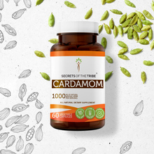 Load image into Gallery viewer, Cardamom Capsules
