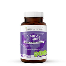 Load image into Gallery viewer, Carpal Secret Capsules. Carpal Tunnel Support