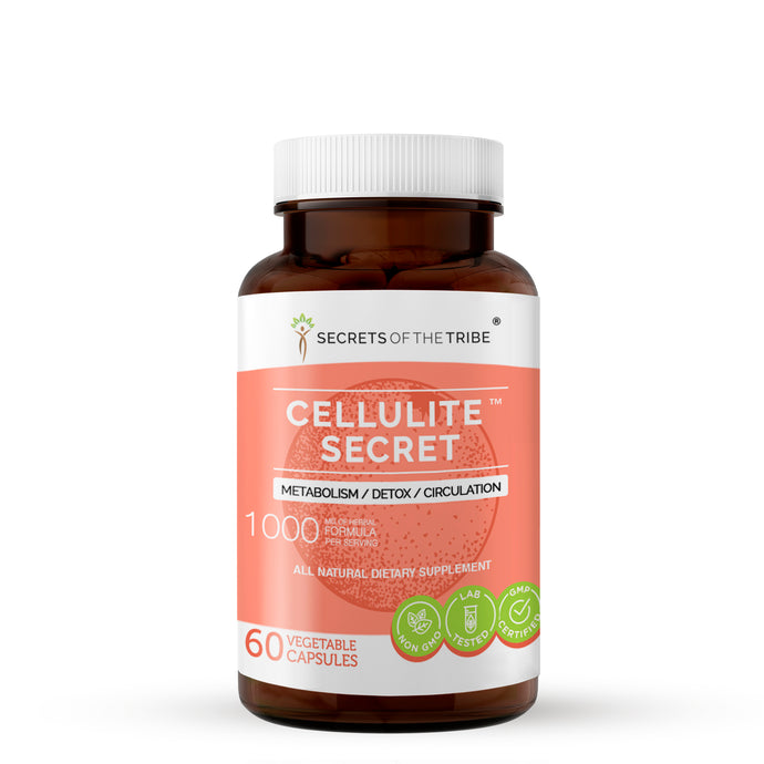Cellulite Secret Capsules. Metabolism / Detox / Circulation