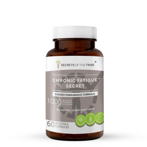 Chronic Fatigue Secret Capsules. Energy/Endurance Formula