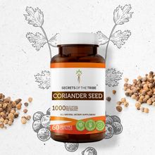 Load image into Gallery viewer, Coriander Seed Capsules