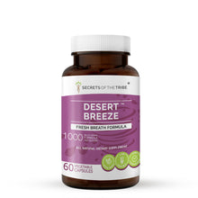 Load image into Gallery viewer, Desert Breeze Capsules. Fresh Breath Formula