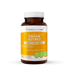 Load image into Gallery viewer, Dream Secret Capsules. Restful Sleep Formula
