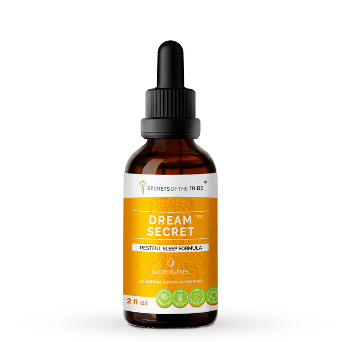Dream Secret. Restful Sleep Formula