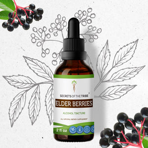 Elder Berries Tincture