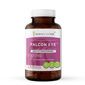 Falcon Eye Capsules. Healthy Vision Support