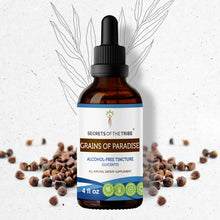 Load image into Gallery viewer, Grains of Paradise Tincture Extract, Organic (Aframomum melegueta) Dried Seeds - secretsofthetribe