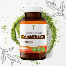 Load image into Gallery viewer, Green Tea Capsules