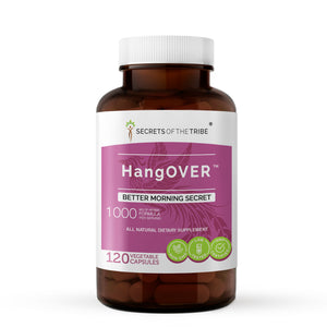 HangOVER Capsules. Better Morning Secret