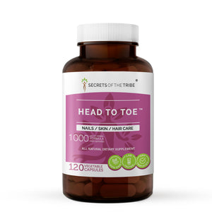 Head to Toe Capsules. Nails / Skin / Hair Care