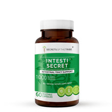 Load image into Gallery viewer, Intesti Secret Capsules. Intestinal Tract Support
