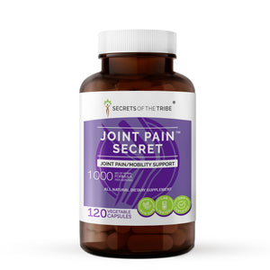 Joint Pain Secret Capsules. Joint Pain/Mobility Support
