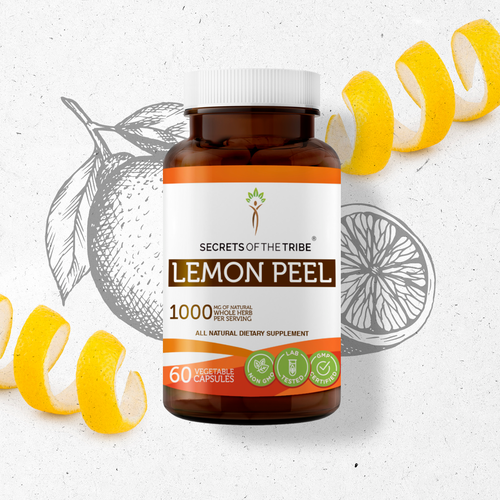 Lemon Peel Capsules