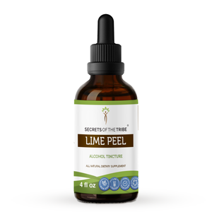 Lime Peel Tincture