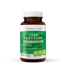 Load image into Gallery viewer, Liver Fortitude Capsules. Healthy Liver Formula