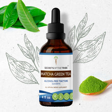 Load image into Gallery viewer, Matcha Green Tea Tincture