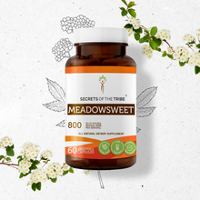 Load image into Gallery viewer, Meadowsweet Herb Capsules