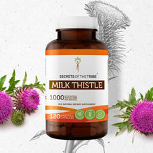 Load image into Gallery viewer, Milk Thistle Capsules