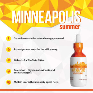 Minneapolis Healthy Tincture, Herbal Extract Supplement for Optimal Human Health - secretsofthetribe