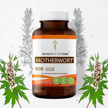 Load image into Gallery viewer, Motherwort Capsules