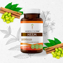 Load image into Gallery viewer, Neem Capsules