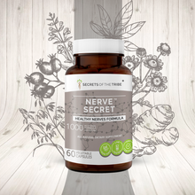 Load image into Gallery viewer, Nerve Secret Capsules. Healthy Nerves Formula