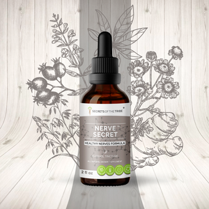 Nerve Secret. Healthy Nerves Formula