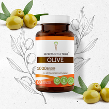 Load image into Gallery viewer, Olive Capsules